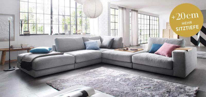 Sofa HOLMER Big