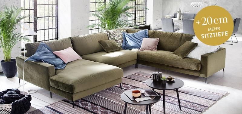 Sofa HILMA BIG