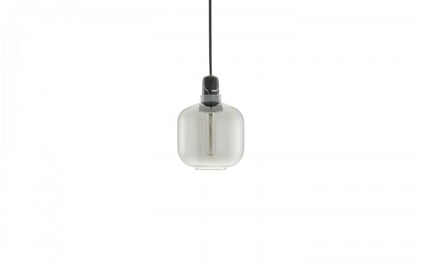 normann copenhagen Amp Lamp Small (smoke)